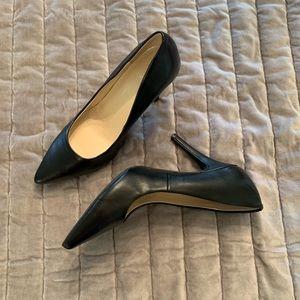 NEW Marc Fisher Karsen 2 black pump heel 6.5